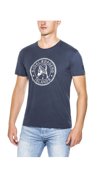 66° North Logn Original Sailor t-shirt blauw